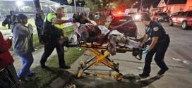 عاجل: إطلاق نار بالولايات المتحدة الأمريكية يصيب 16 شخصا